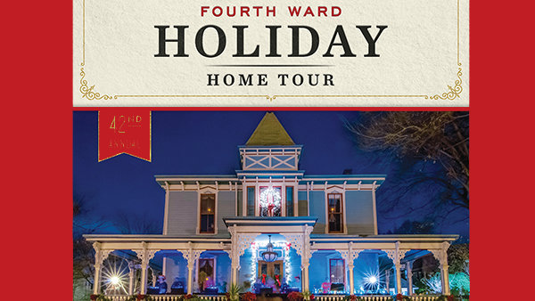 None - Win Fourth Ward Holiday Home Tour Tickets!