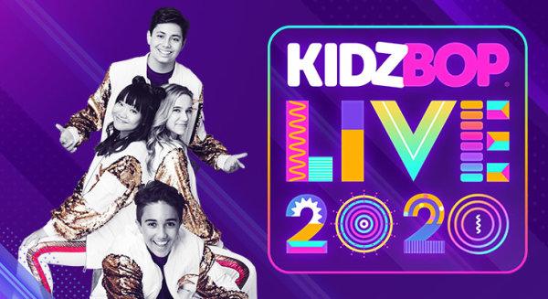 None - Win Kidz Bop LIVE Tickets!