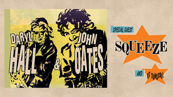 None - Win Daryl Hall and John Oates tickets at PNC Music Pavilion!