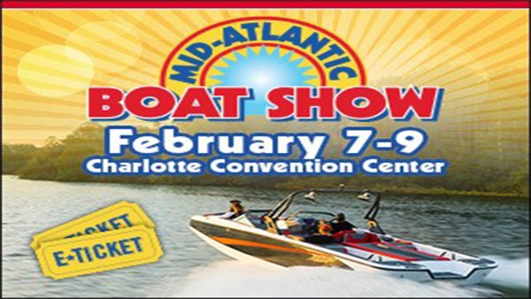None - Win tickets to the Mid-Atlantic Boat Show!