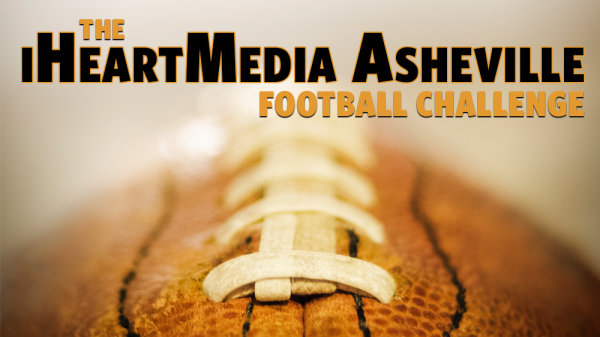 None - The iHeartMedia Asheville Football Challenge 2018