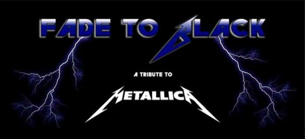 None - Win Orange Peel Tickets: Fade To Black – A Tribute To Metallica