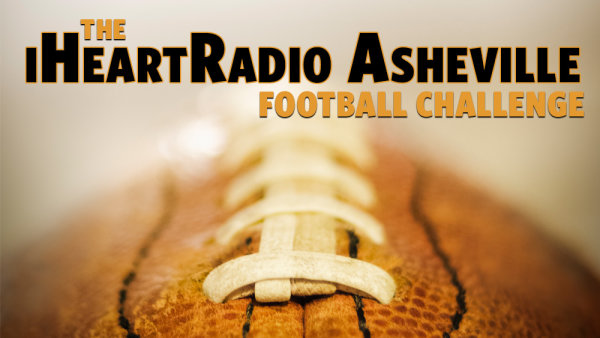 None - The iHeartRadio Asheville Football Challenge 2019