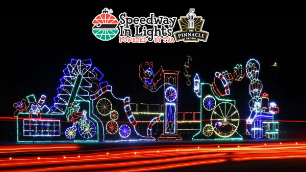 None -  Win tickets to The Pinnacle Speedway in Lights at the Bristol Motor Speedway!