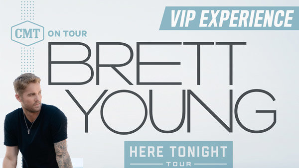 None -  Win A Brett Young Experience at Riverwind Casino 12/28/18