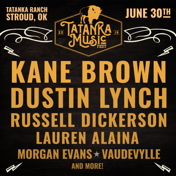None -  Win Tatanka Music Festival Tickets