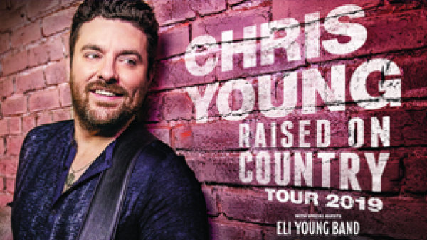 None - Win Chris Young Tickets