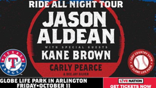 None - Win Jason Aldean Tickets