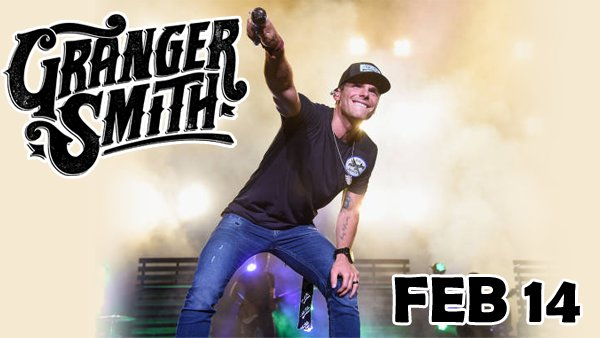 None - Granger Smith at the Criterion