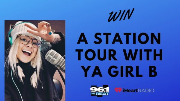 None - Enter To Win A Tour Of The Station With Ya Girl B