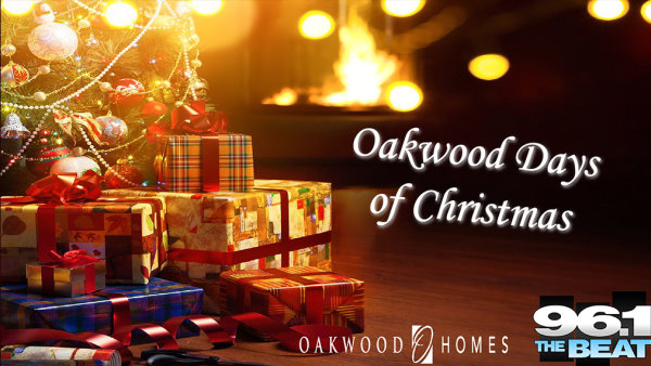 None - Oakwood Days of Christmas