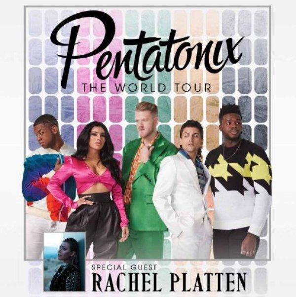 None -   Win Tickets To Pentatonix!