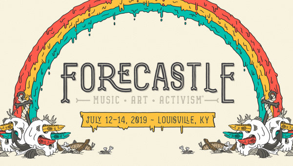 None - Win Forecastle Weekend Passes!
