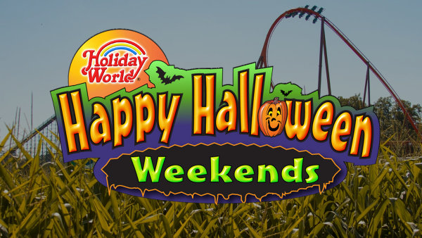 None - Win Tickets to Holiday World's Happy Halloween Weekends!