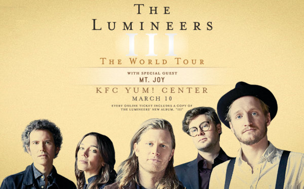None - Win Tickets to see The Lumineers!