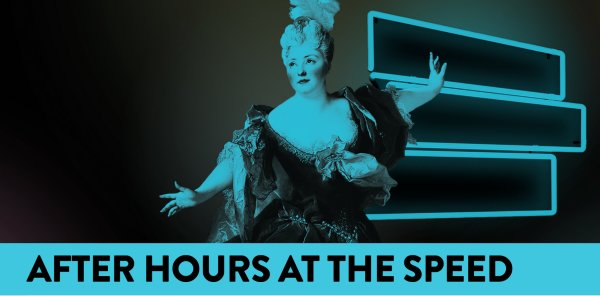 None - Win Tickets to After Hours at the Speed!