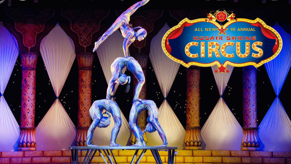 None - Win Tickets to the Kosair Shrine Circus!