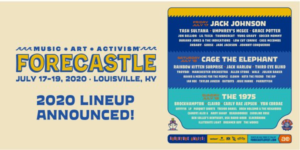 image for Win Forecastle Weekend Passes!