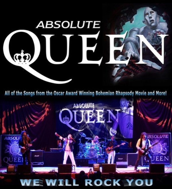 None - Win Tickets to see Absolute Queen!