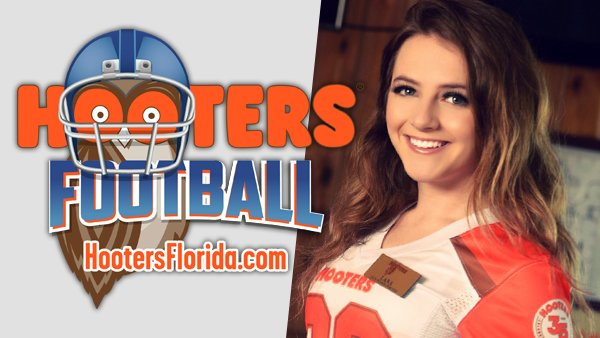 None - Hooter's Pigskin Princess $50 Gift Card