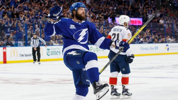 None - Win Tampa Bay Lightning Tickets