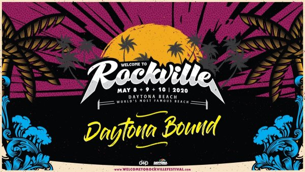 None - Welcome to Rockville in Daytona featuring Metallica