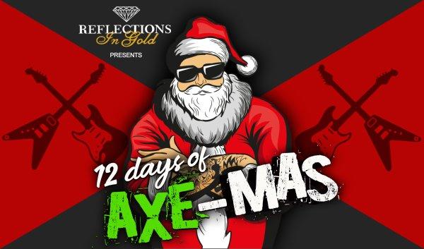 None - 12 Days of Axe-mas