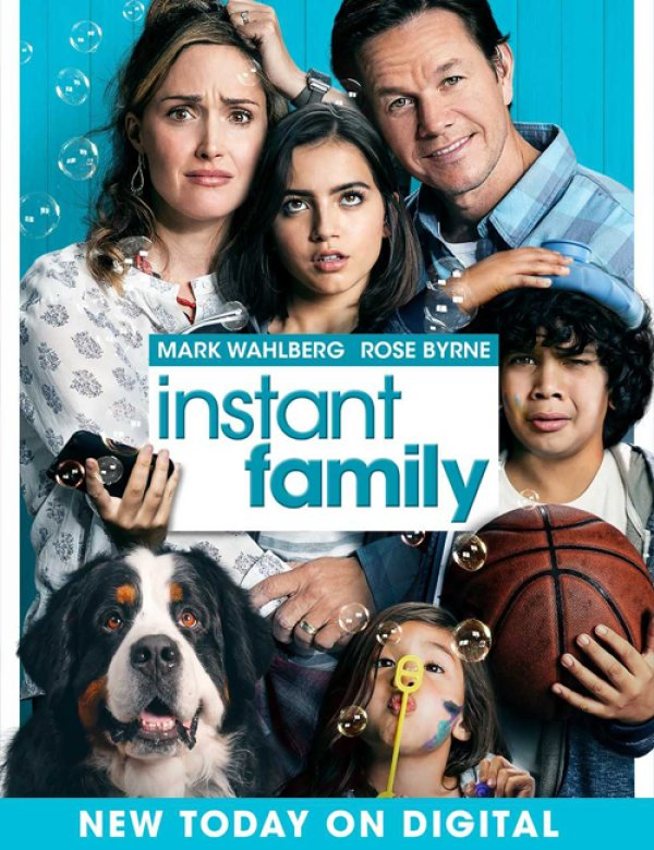 None -   Enter to win a digital copy of Instant Family!