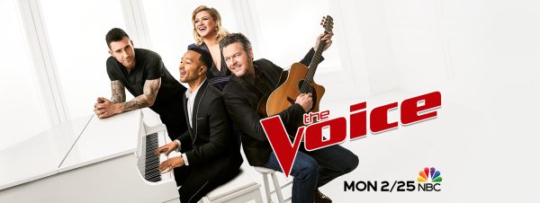 None - Win a trip to LA to see a live taping of The Voice!