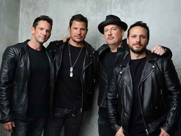 None - Enter to win tickets to 98 Degrees!