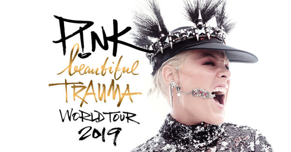 None - Win tickets to P!NK!