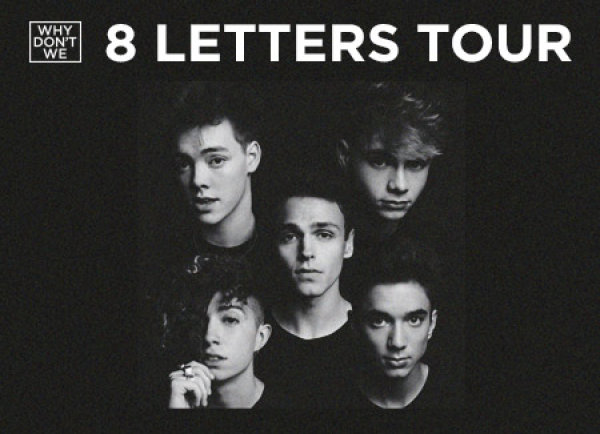 None - Win Tickets to see Why Don't We!