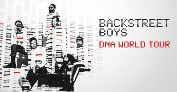 None - Win tickets to Backstreet Boys!