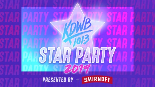 None - Win tickets to KDWB Star Party 2019!