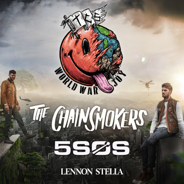 None - Enter to win tickets to see the Chainsmokers!