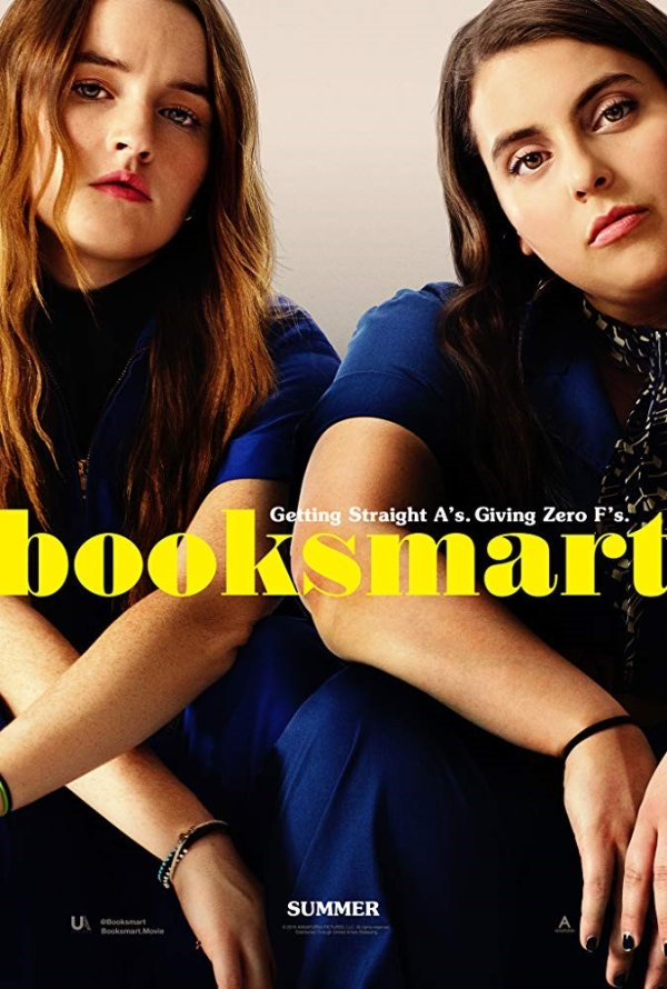 None - Enter to win passes to see Booksmart!