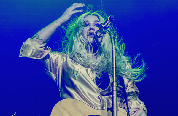 None - Enter to win tickets to see Kesha at Mystic Lake on September 5!