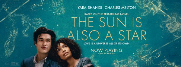 None - Enter to win a pair of Fandango tickets to THE SUN IS ALSO A STAR!