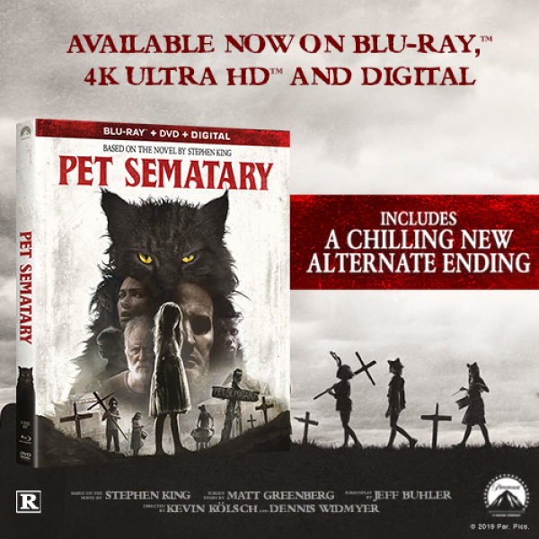 None - Enter to Win a Copy of Pet Sematary Blu-ray Combo Pack!