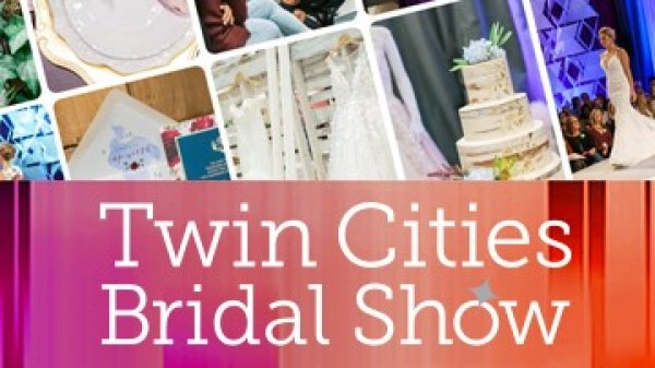 None - Enter to win tickets to the Twin Cities Bridal Show!