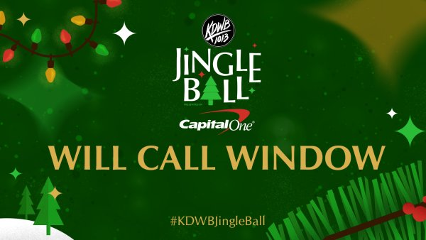 None - Enter the KDWB Jingle Ball Will Call Window