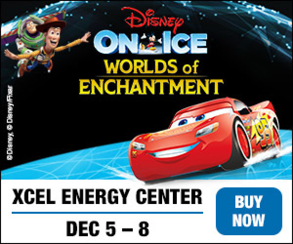 None - Enter to win a family 4 pack to Disney on Ice: World of Enchantment