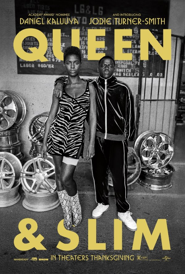 None - Enter to win passes to see Queen and Slim in theaters!