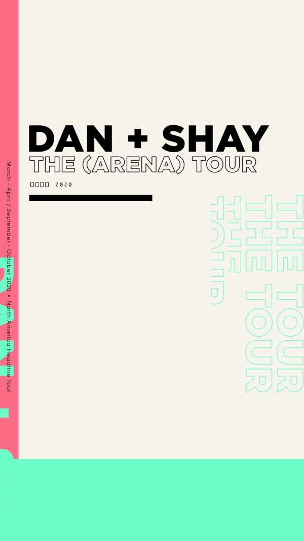 None - Enter to win a pair of tickets to see Dan + Shay!