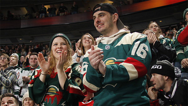 None - Enter to win tickets to the MN Wild game in the KDWB College Section!