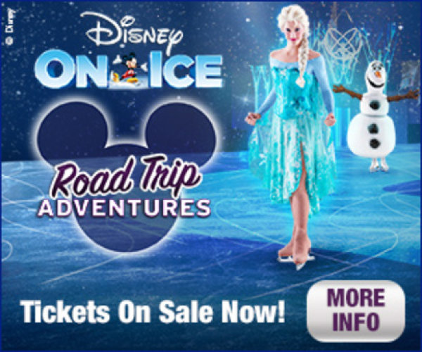 None - Enter to win tickets to see Disney on Ice!