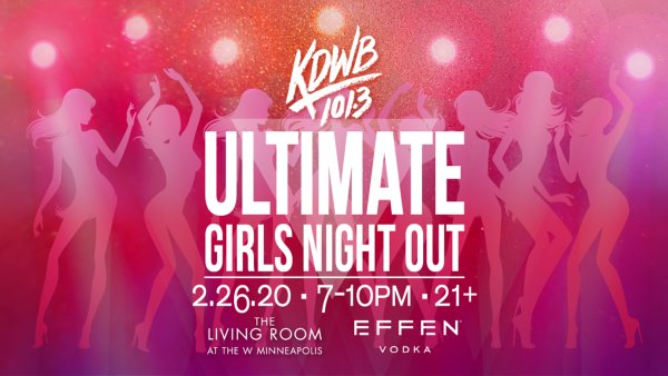 Enter to win tickets to KDWB's Ultimate Girls Night Out!