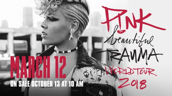 Win tickets to see P!NK!