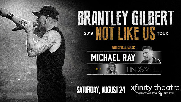 None - Brantley Gilbert: Not Like Us Tour