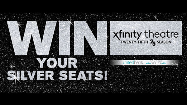 None -  Silver Seats at the Xfinity Theatre